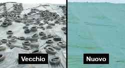 messa in sicurezza con manto a vista ingegneria ambientale consulenza tecnologica www.ntanet.it