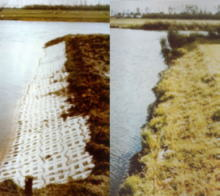 Erosione canali, fiumi, imbocco e sbocco tondini ingegneria civile consulenza tecnologica www.ntanet.it