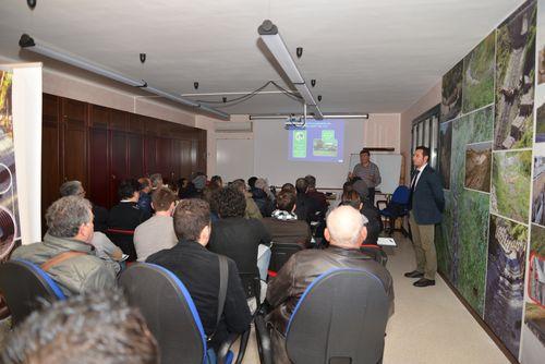 seminario tecno-pratico sull'impermeabilizzaizone cls e Isolamento con intonaci